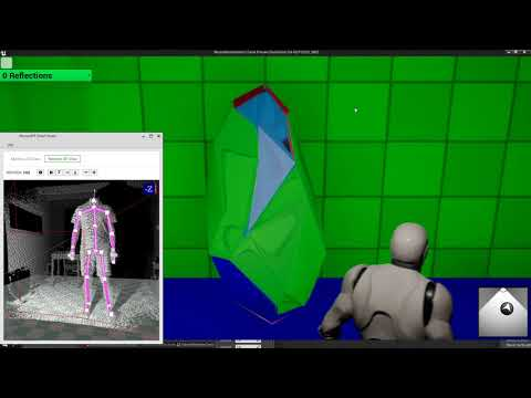 Project TBA - using kinect datastream