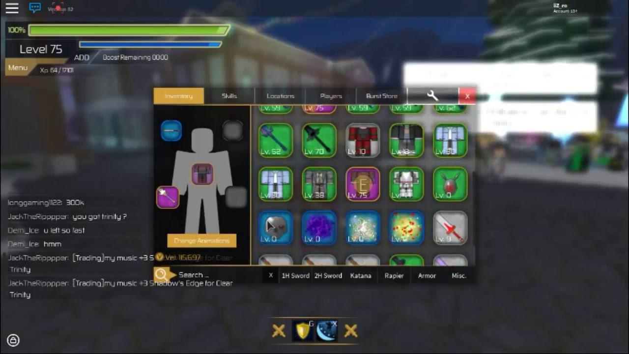 MAXED Valikaze and DSR!!! (Swordburst 2) by ZeroOneTwoThree