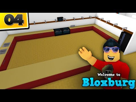 My REAL LIFE Kitchen in Welcome to BloxBurg! - #4 | Roblox