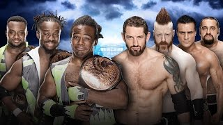 ST 227 (9) WWE WrestleMania 32 The New Day vs The League of Nations Match Predictions