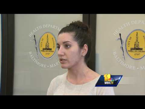 Video: Overdose deaths surging in Maryland