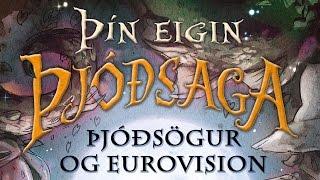 Þín eigin þjóðsaga - Þjóðsögur og Eurovision