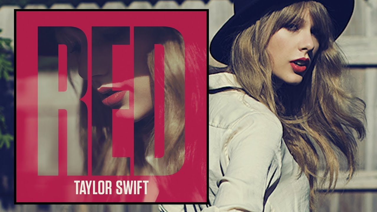 Taylor Swift - Red (Album Preview)