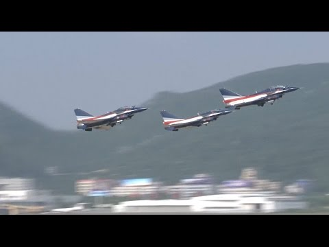 Airshow China 2016 Opens in Zhuhai