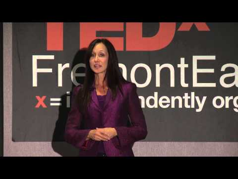 Take off the blinders: creating the feeling for success, Renee West at TEDxFremontEastWomen