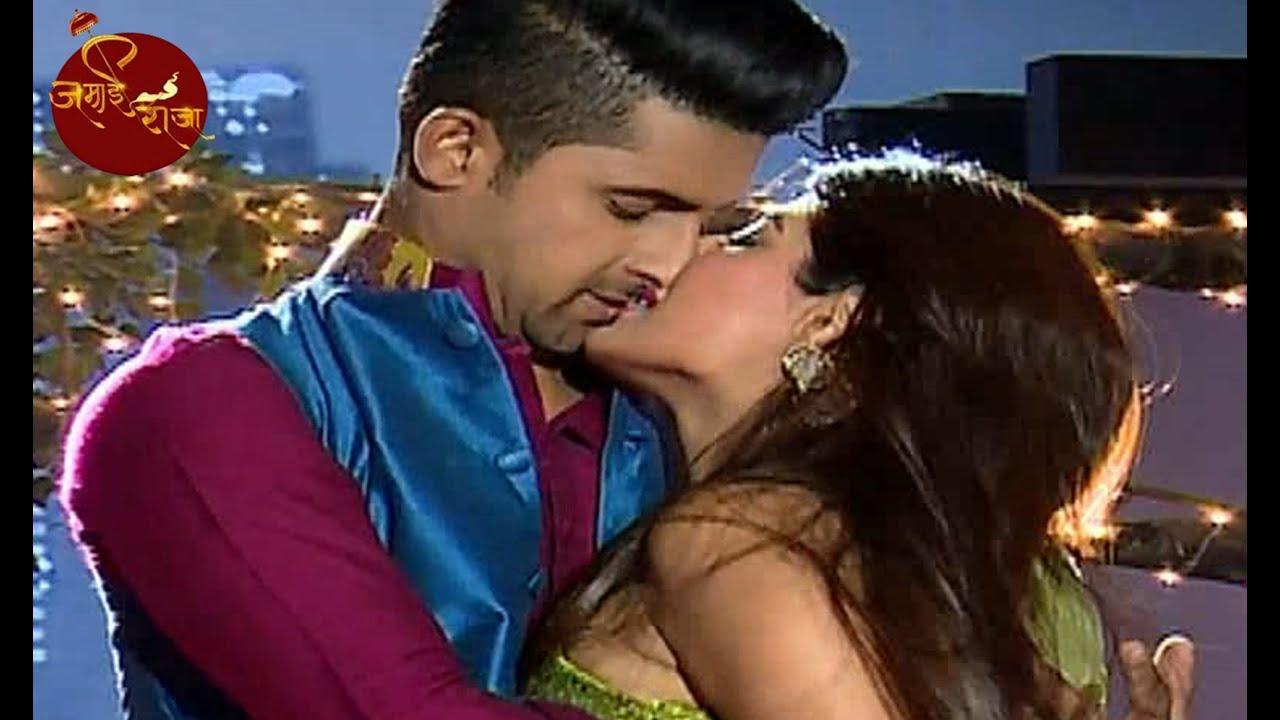 jamai raja 16th december 2017 episode siddharth shabnam s hot kiss youtube