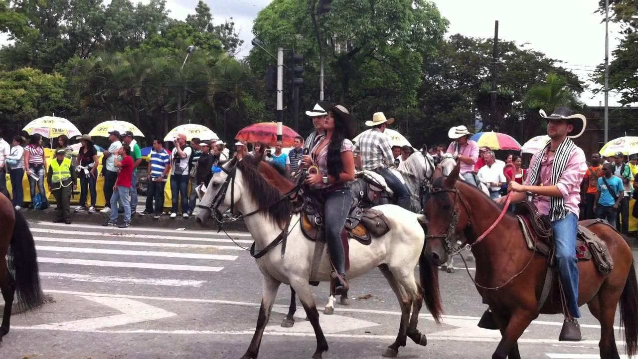 Cabalgata Fotos.Cabalgata Dos Medellin Antioquia Colombia 30 07 2011