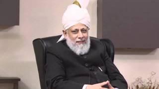 Gulshan-e-Waqf-e-Nau Atfal Class: 1st January 2012 (Urdu)