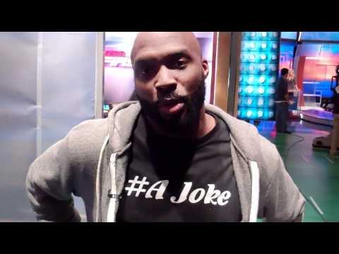 ESPN First Take: Backstage - Ravens WR Derrick Mason
