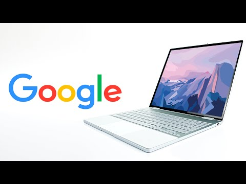 The $1000 Google Laptop - Pixelbook Review!