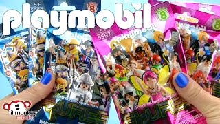 Playmobil Series 8 Blind Bags! thumbnail