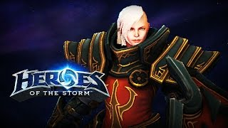 ♥ Heroes of the Storm (Gameplay) - Johanna, Condemn Build (HoTs Quick Match)