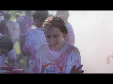 Your-EliteDj.com Presents Mesa Linda Middle School Run Walk Color Event
