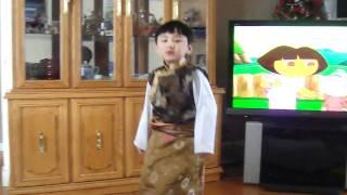 calgary tibetan childrens dance bhuchung sampae dhundup
