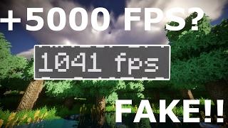 5 ről 5000 FPS Boost? | TexturePack TESZT! | FAKE!!