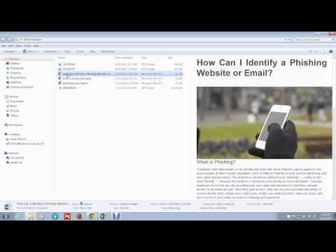 Preview Files in Windows Folder