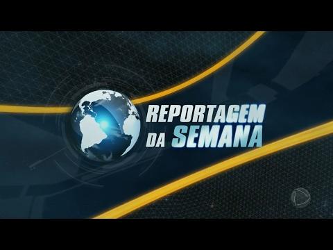 Domingo Espetacular 29 01 2017 Reportagem da Semana