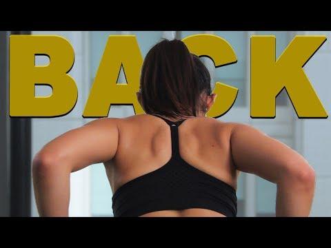 How to Burn Back Fat & Bra Bulge | 4 Best Exercises | Joanna Soh