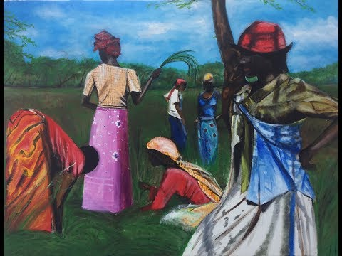 National Caribbean American Heritage Month, June 2018 - Art Exhibition Opening