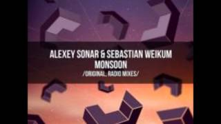 Sebastian Weikum, Alexey Sonar - Monsoon (Radio Mix)
