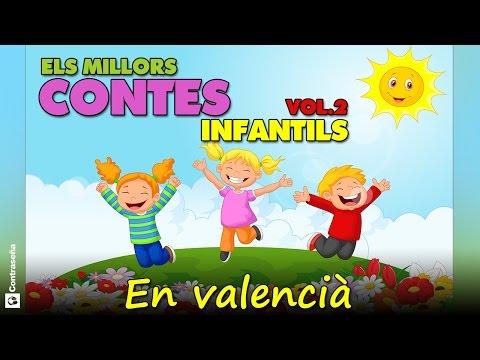 CONTES INFANTILS EN VALENCIÀ Blancaneus, La Bella Dorment, Els Musics de Bremen Vol.2 compilation