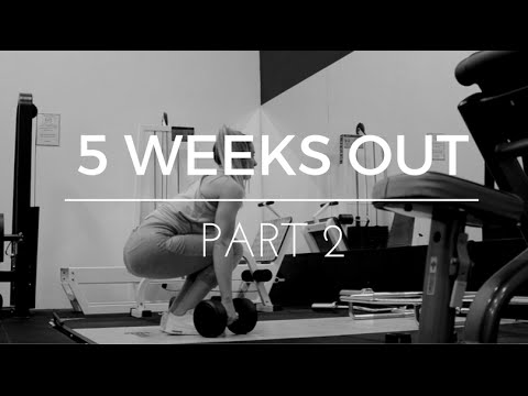 5 Weeks Out -  Part 2 | Road to Bali Pro | Ep. 02