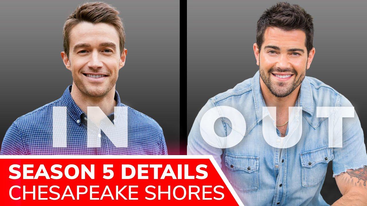Download CHESAPEAKE SHORES Season 5 Premieres August 15: Jesse Metcalfe Replaced By Robert Buckley