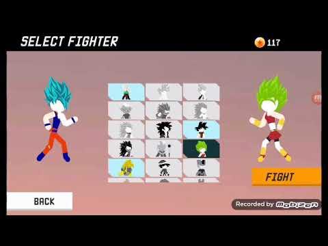 Goku vs klefa