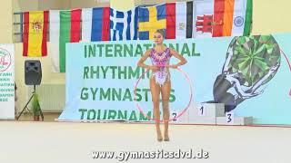 Ekaterina Kholodova (RUS) - Senior 07 - Emeralds Cup 2017
