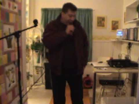 Agents mä elän vieläkin Cover..Karaoke
