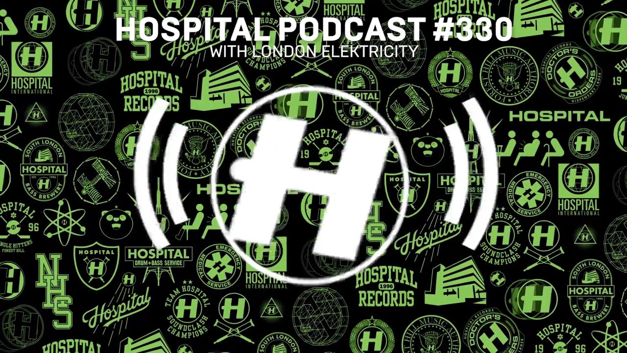 Page 1   Hospital Records Podcast #330 with London Elektricity [YouTube's Video & Tracklist]. Topic published by Trony in Mixset and Podcast (Music Floor).