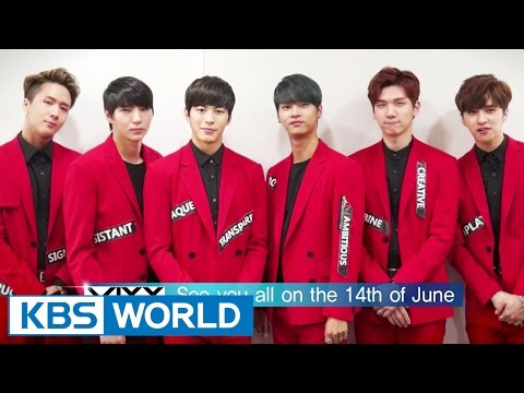 [Audition] 2015 K-Pop World Festival in Malaysia - with VIXX
