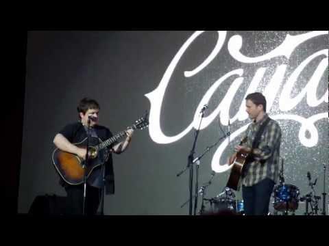 Glen Phillips and Sean Watkins: