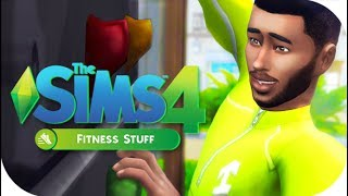 THE SIMS 4 // FITNESS STUFF | OVERVIEW