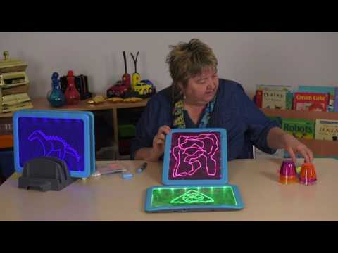 Illuminated Writing Boards From TTS Group