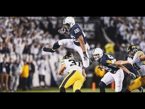 "Saquon Barkley Penn State Highlights ""Doak Walker"""