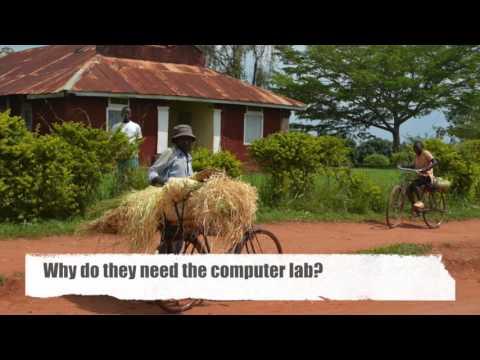 Uganda Computer Lab