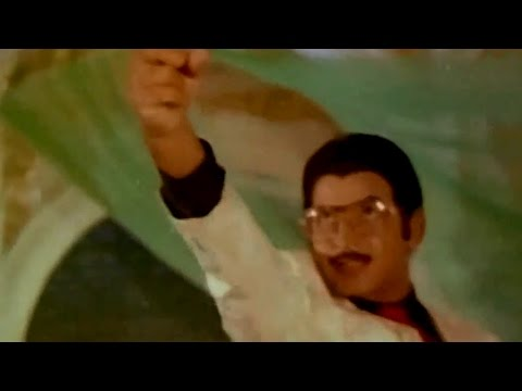 Agniparvatham Movie || Ide Ide Ragulutunna Video Song || Krishna,Vijayashanti