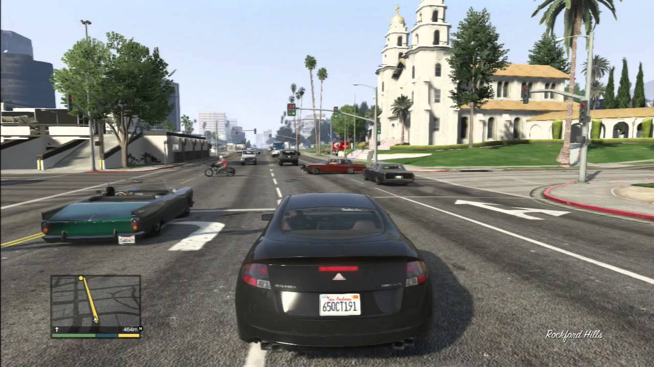 Gta 5 Les Missions 8 Gameplay Comment 233 Hd Fr