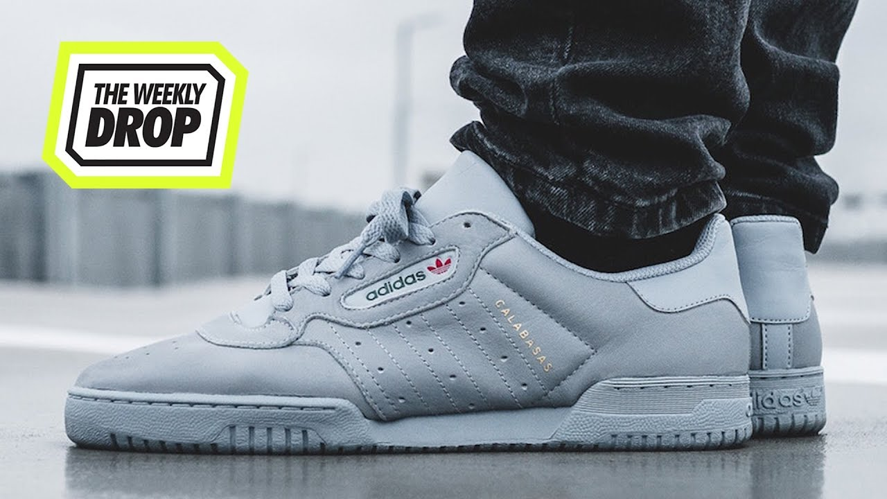 aed2ac00970f Adidas Yeezy Powerphase Calabasas Australian Sneaker Release Info  The  Weekly Drop
