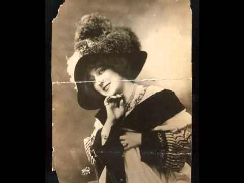 "Anna Held ""The Brains Behind the Ziegfeld Follies"""