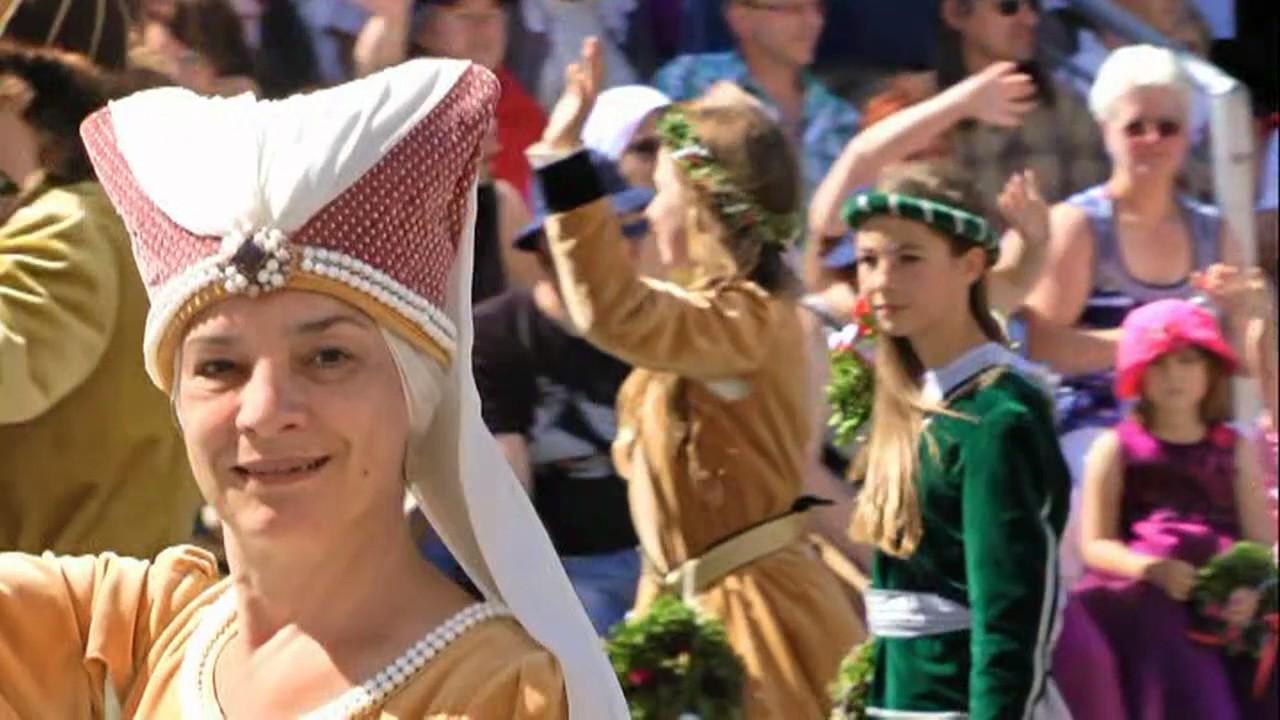 Landshuter Hochzeit La Boda De Landshut Youtube