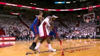 NBA Playoffs 2012: New York Knicks Vs Miami Heat Game 1 Highlights (0-1)