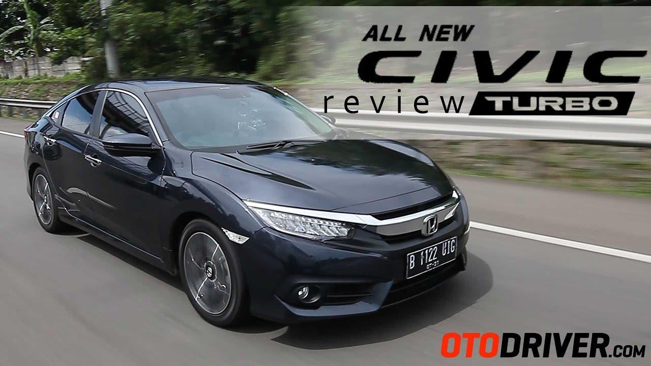 107 All New Civic Review Terbaru