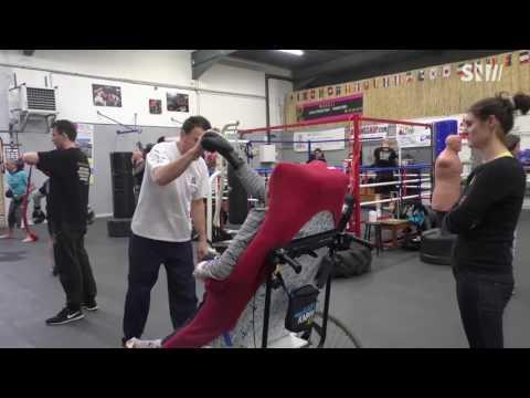 Sport : France Boxe à Aix-les-Bains, un club où il n' y a plus de différences