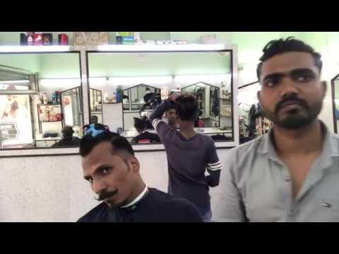 ASMR Best Indian Salon Barber Hair cut By(IMARAN) Episode#08