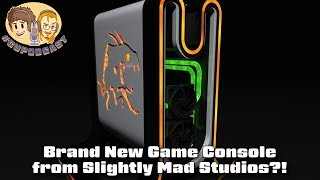 Mad Box - New Game Console Announced from Slightly Mad Studios