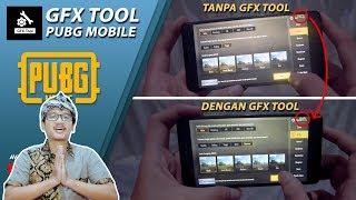 Bahas lengkap GFX Tool PUBG Mobile - Smooth extreme 60 fps? - Xiaomi Redmi Note 4x