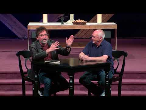 Lies we believe about God: A conversation with WM Paul Young