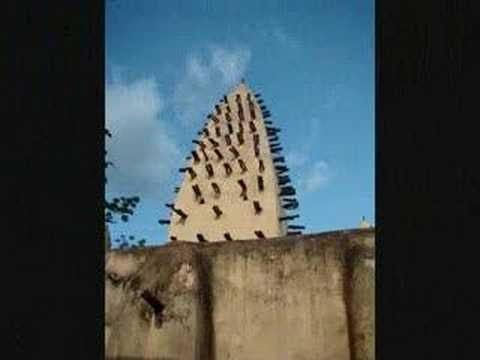 A Photo Montage Intro to Burkina